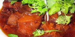 Sườn sốt chua ngọt